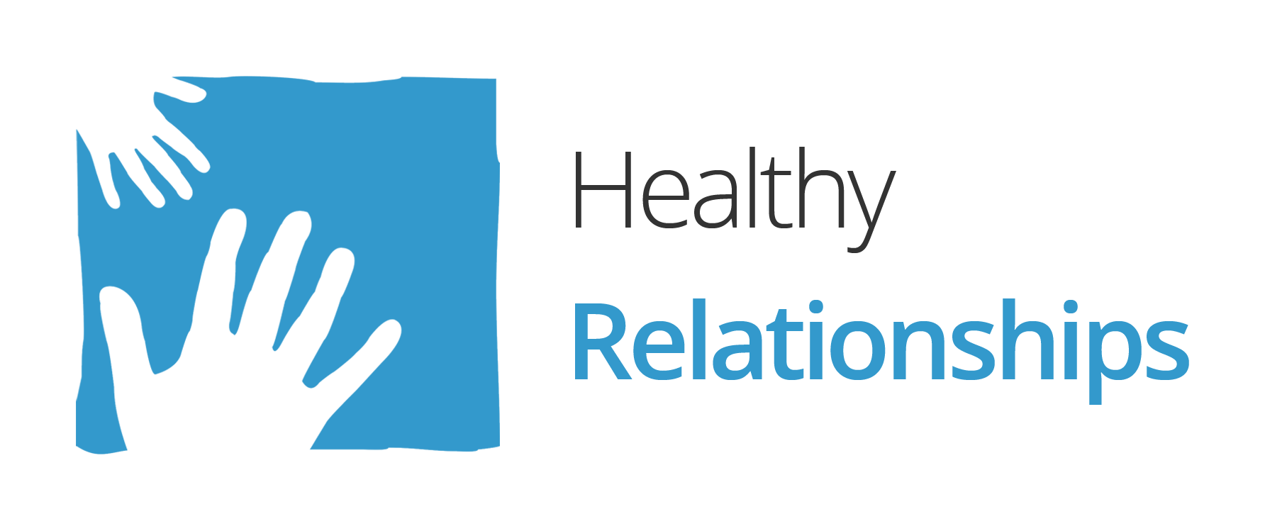 Healthy relationships logo